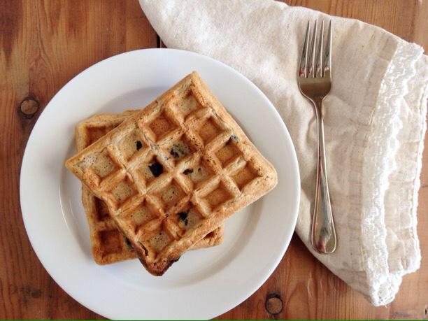 Freezer Waffle Beauty