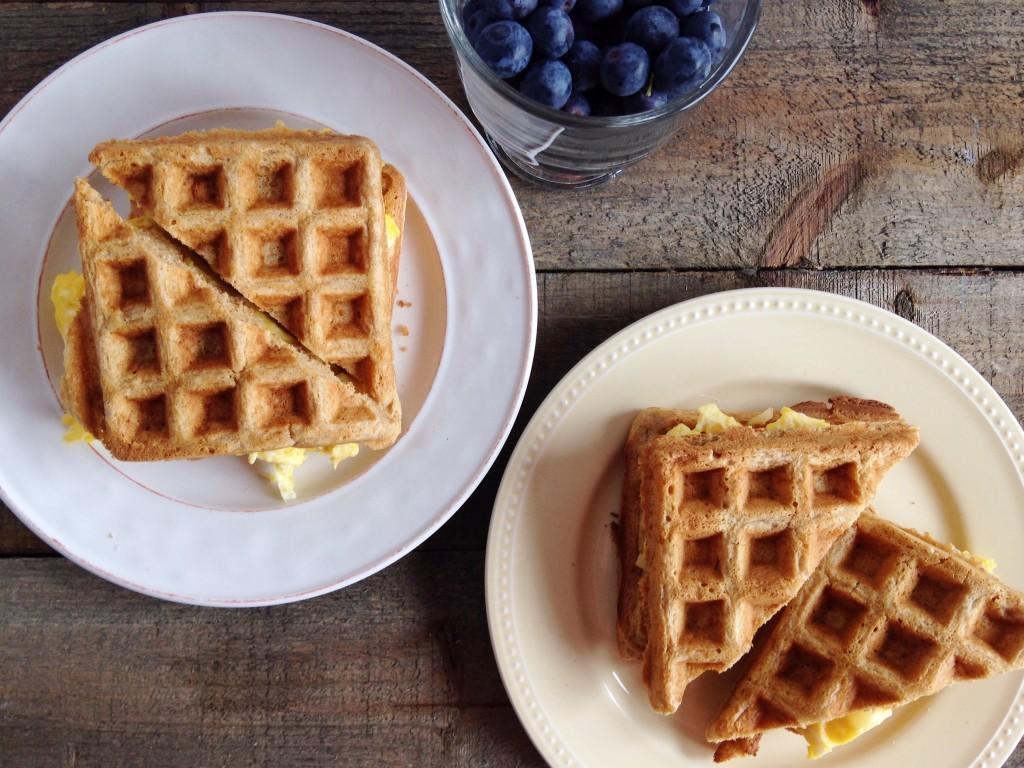 waffle scramble composed