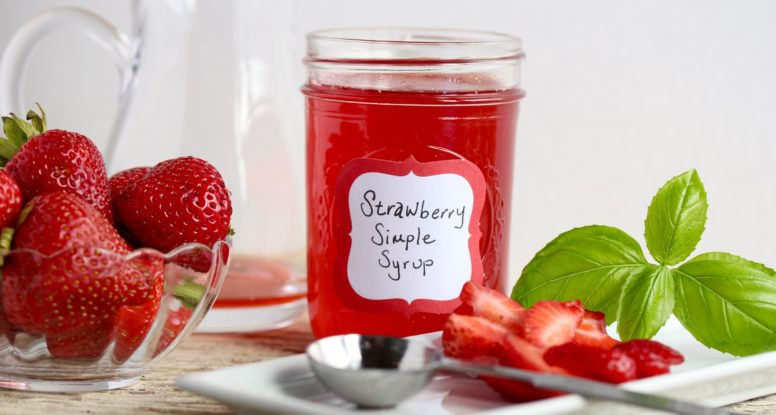 5 Thirst-Quenching Drink Ideas - Fruit-Infused Simple Syrup Recipe