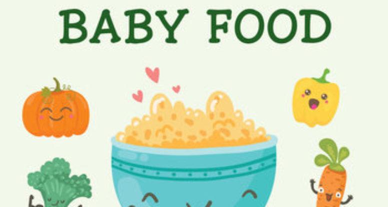 Natural Baby Food Book Review Sara Haas Rdn Ldn