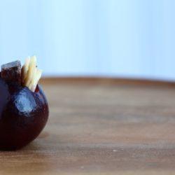 "Chocolate Cherry Almond ""Bonbons"""