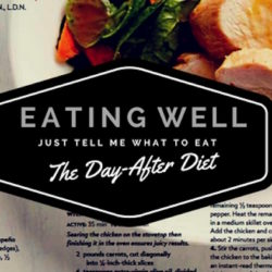 Eating Well Day-After Diet
