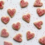 Healthier Sugar Cookie Cutouts - A fun and lightened up recipe perfect to make with kids! @cookinrd - www.sarahaasrdn.com