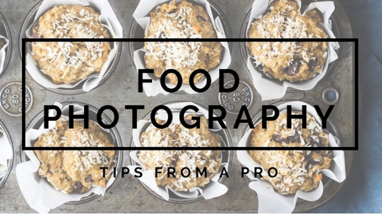 Take better food photos! Tips from dietitian and photographer, Debbie Murphy! @cookinRD | sarahaasrdn.com