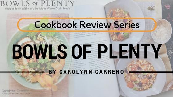 Cookbook review bowls of plenty sara haas rdn ldn for Plenty of fish reviews 2017