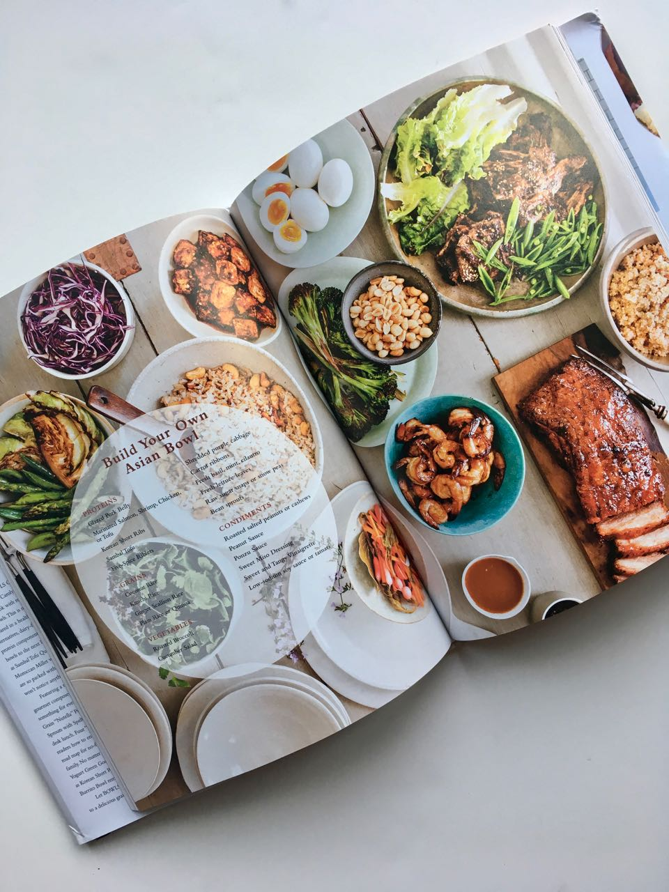 Building a nutritious bowl is what this book is all about! Read why I love this new cookbook by Carolynn Carreno! @cookinRD | sarahaasrdn.com