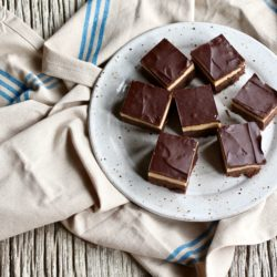 Best Buckeye Brownies
