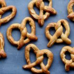Treat yourself to homemade soft pretzels! They're fun to make and you'll love the whole grain twist! @cookinRD | sarahaasrdn.com