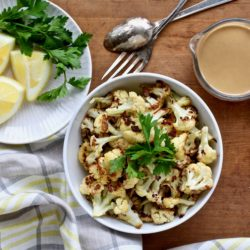 Ultimate Roasted Cauliflower