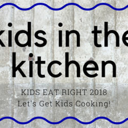 Kids in the Kitchen 2018