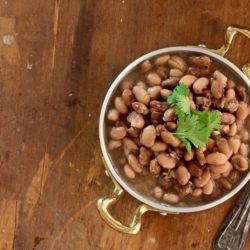Bacon Borracho Beans