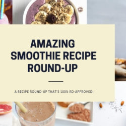 Amazing Smoothie Recipe Round-up