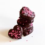 How about a dessert for your favorite chocolate lover? These Chocolate Dipped Brownies are it! @cookinRD   sarahaasrdn.com