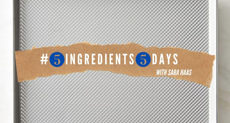 5 Ingredients 5 Days