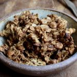 How to make Crunchy Chunky Granola | @cookinRD