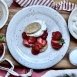 Easy Mini Strawberry Pies | @cookinRD