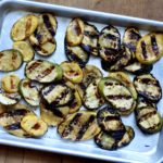 Marinated Grilled Vegetables | @cokinRD