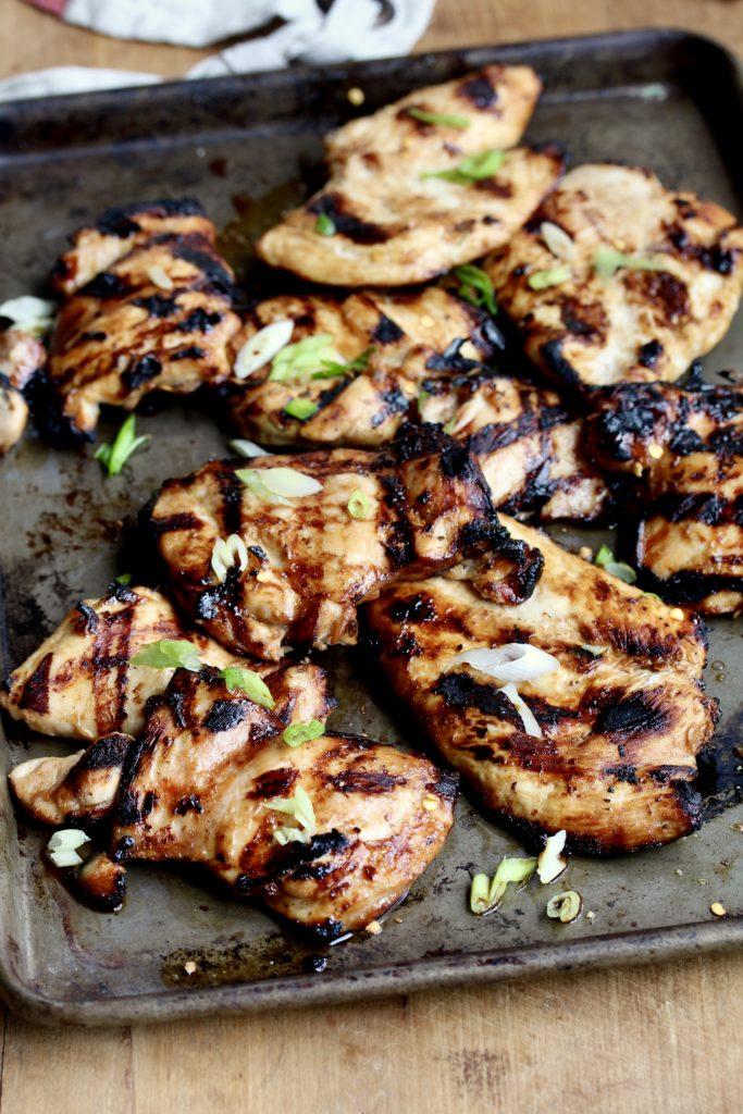 The Best Grilled Chicken | sarahaasrdn.com