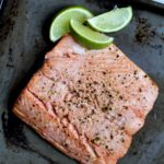 No-Fail Broiled Salmon | www.sarahaasrdn.com