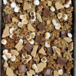 S'mores Dessert Granola | sarahaasrdn.com