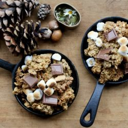 S'mores Dessert Granola