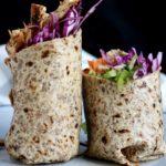 Blackened Chicken Wraps | sarahaasrdn.com