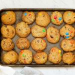 Pecan Chocolate Chip Cookies | sarahaasrdn.com